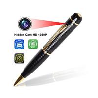 Многофункциональный HD 1080P USB Pen Камера Micro Портативная камера Карманный мини безопасности DVR Поддержка записи звука DHL Бесплатная доставка