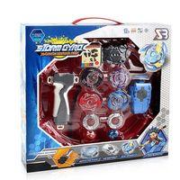 Bayblade Burst Stadium Arena Bayblade Metal Funsion 4D-Klingen Spielzeug mit Launcher und Griff mit Box Y200109