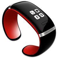Smart Armband L12S OLED Bluetooth Smart Watch Anti Verlorene Erinnerung Schrittzähler Smart Armbanduhr Für IOS Android iPhone Uhr