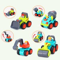 Hola 3116c Baby Construction Vehicle Cars- Forklift, Bulldoz...