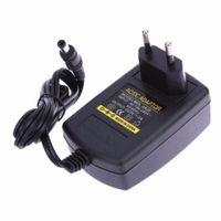 AC 100-240V конвертер адаптер DC 5.5 мм x 2.5 мм 9 В 2A 2000 мА зарядное устройство импульсный источник питания EU Plug 20