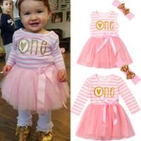 لطيف طفلة ملابس عيد ميلاد توتو اللباس تنورة الرضع تتسابق كعكة سحق