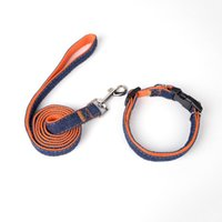 New Pet Dog Lead Leash for Dogs Cats Nylon Walk Dog Leash Se...