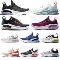 2020 Joyride FK Run Running Shoes Platinum Tint Triplo Preto OPTICAL Mens Trainers Almofada Sole Womens Runner Designer Sports Sneakers