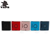 Vapmod VMOD Bateria Starter Kit 900 mAh Pré-aqueça VV Ajustável Voltage Bateria Vape Box Mod Para 510 Espessura Oil Cartucho Tanque DHL livre