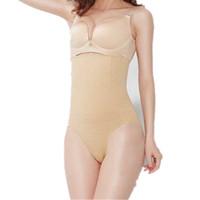 النساء غير الملحومة صائغي عالية الخصر التخسيس البطن السيطرة الكلسون السراويل اللبان ملخصات ماجيك الجسم ملابس داخلية سيدة مشد الملابس الداخلية