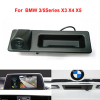 Car Rear View Tailgate Handle Camera for BMW 3 5 X3 X5 Serie...