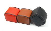 El reloj de lujo Relojes joyas caja de presentación Cajas estuche de cuero titular caso de regalo caja de reloj del reloj del almacenaje libre de DHL
