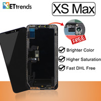 High Quality Standard Lcd Screen Display for iPhone XS Max A...