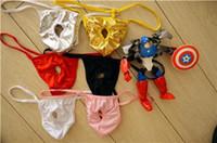 Sexy Gay Mens Underwear Jockstrap Penis Pouch Lingerie G-string T Voltar G Cordas Thong Panties Cocksox World of Tanks Bikini Briefs Hot NDD01