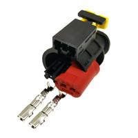 284556-1 2 Pin Авто высокого напряжения пакет катушки зажигания зажигания, изменения фаз газораспределения / VVT электромагнитный клапан штепсель для Buick, Шевроле, Haval H6