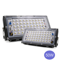 50 Вт водонепроницаемый Ip65 светодиодный прожектор AC 220 В 240 В прожектор наружного освещения сада светодиодный отражатель литой свет прожекторы