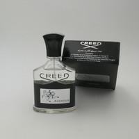 Neue Creed aventus Duftstoffmänner 75ml mit langlebiger guter Qualitätsduftstoffkapazität der Zeit Freies Verschiffen