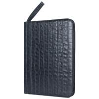 대용량 만년필 케이스 PU 가죽 블랙 컬러 48 슬롯 펜 파우치 가방 연필 가방