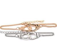 Liberté Menottes Bracelet Pour Les Femmes De La Mode Sculpté FREEDON Couples Serrure Bracelets Bracelets Amoureux