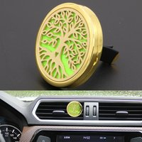 2019 High Quality Design 40MM Large Car Air Freshener Auto I...