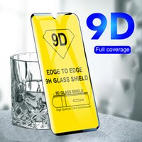 9D Curved Screen Glass On The For Huawei P Smart 2019 P20 Li...