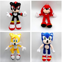 Hot Sale 23cm Sonic The Hedgehog Movies TV Game Plush Doll T...