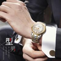 Carnevale Svizzera orologio meccanico uomo zaffiro acciaio impermeabile mens orologi top marca lusso erkek kol saati reloj orologi