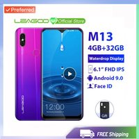 Factory Unlocked Original LEAGOO M13 Android 9. 0 19: 9 6. 1&qu...