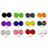 Pouce bâton Poignées Caps pour PS4 Slim silicone Analog Thumbstick Poignées Couverture PS3 / PS4 / XBOX360 / ONE Accessoires
