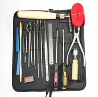 Xuan Gong Piano Tuning Tool Set 19 piezas Conjunto de herramientas de tuning de envío nacional