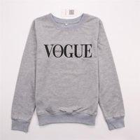 Hirsionsan Neue Herbst Hoodies Sweatshirt Frauen Vogue Gedruckt Lustige Hoodies Harajuku Langarm Pullover Damen Casual Tops Plus Size S-XL