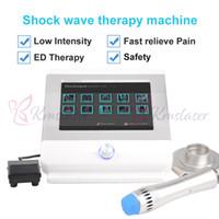 뜨거운 판매 체중 감량을위한 휴대용 RSWT 충격파 장비 / ED 치료를위한 체외 음파 방사 요법
