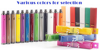 NEW Top Vision Spinner 2 II 1650mAh Ego C Twist Vision2 Batterie VV Variable Spannung einstellbar e CIGS Zigaretten Atomizers Cartridges Vape P