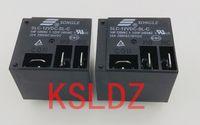 Freies Verschiffen Los (10pieces / lot) 100% ursprüngliche neue SONGLE SLC-12VDC-SLC SLC-24VDC-SLC 5PINS 12V 24V 30A250VAC Leistungsrelais