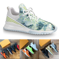 Hot Sale Designer sneakers men V. N. R Sneaker Tie & Dye knit ...