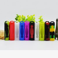 20700 Battery Silicone Case Cover Skins Colorful Rubber Slee...