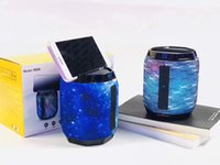 R200 wireless speakers LED colorful speaker fabric wireless ...