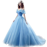 2019 Newest Cinderella Quinceanera Dresses With Butterfly Be...