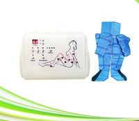 spa pressoterapia presoterapia massaggio linfatico stivali dispositivo di drenaggio linfatico