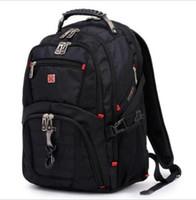 Schweizer Taschenmesser Umhängetasche Herren Rucksack Frauen Casual Reisetasche Laptoptasche