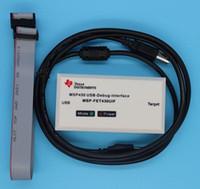 MSP430 USB-Debug-Interface MSP-FET430UIF Programmierer Debugger Emulator JTAG Freeshipping