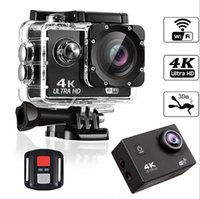 "4K Sports Camera HD Action 2"" WIFI Diving 30 Cameras 10..."