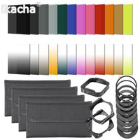 40 in 1 Camera Lens Filter Kit 24 Graduated Full Color nd fi...