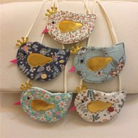 NEW Baby Birds Design bags 5 colors The new children' s ...