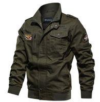Stehkragen Baumwolle Militärjacke Männer Freizeitkleidung jaqueta masculina chaqueta hombre casaco masculino Herren Jacken und Mäntel