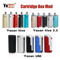 Original Yocan Hive 2. 0 UNI Kit Wax Oil 2 in 1 Variable Volt...