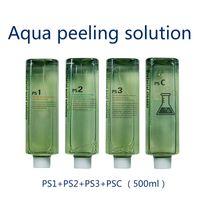 Aqua Clean Solution / Aqua Peel Solution Solution 500ML لكل زجاجة Aqua Facial Serum Hydra مصل الوجه للجلد العادي