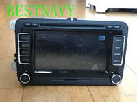 Оригинальный НОВЫЙ Автомобильный Навигационный RNS510 радио светодиодный дисплей модули для VW Golf Passat Skoda RNS510 автомобильный DVD-плеер 3CD 035 682 A B версия