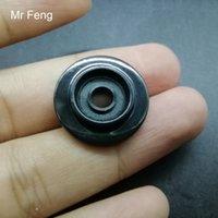 Diametro 21 mm Apertura 4,6 mm Ruota nera Giocattolo per auto Treno Accessori per la riparazione di veicoli Modello (Numero modello I920)