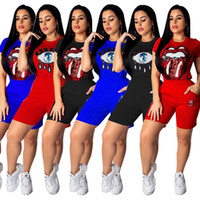 Women tracksuit Women Two Piece Women Clothes The eyes and m...