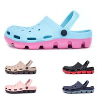 Garden Clog Shoes for Men Quick Drying Summer Beach Slipper ...