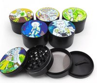 Sharpstone Herb Grinder Cartoon Grinders Zinc Alloy 4 Layers...