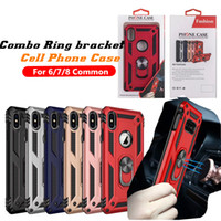 Magnetic Ring bracket Case For Iphone 6 7 8 Common XR XS MAX...
