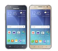 Оригинального Samsung Galaxy J7 J700F окт Ядро 1.5GB RAM 16GB ROM 5,5-дюймовый Dual SIM 4G LTE смартфон Восстановленного